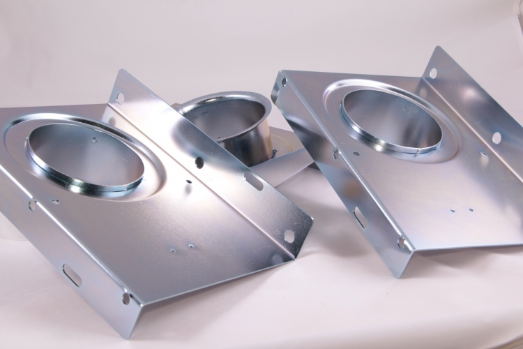 Zinc plating - Zinc, chrome, nickel, steel, copper, aluminum, tin